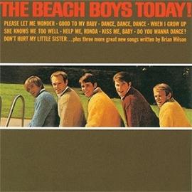 The Beach Boys The Beach Boys Today! 200g LP (Mono)
