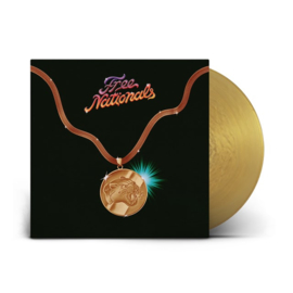 Free Nationals Free National 2LP - Gold Nugget Vinyl-