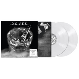 Doves Some Cities 2LP - White Vinyl-