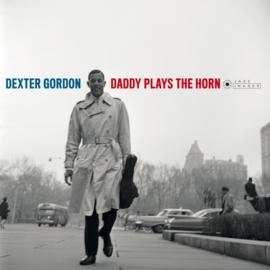 Dexter Gordon Daddy Plays The Horn LP
