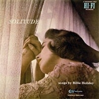 Billie Holiday - Solitude Songs By Billie Holiday LP