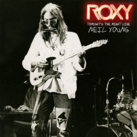 Neil Young Roxy Tonight's The Night Live 2LP