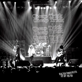 Cheap Trick Are You Ready Or Not? – Live 12/31/79 2LP