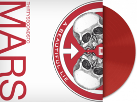 Thirty Seconds To Mars A Beautiful Lie LP -Red Vinyl-