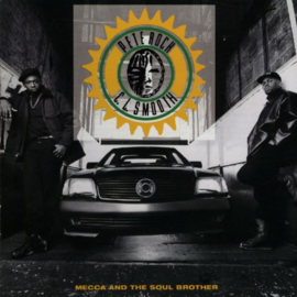 Pete Rock and CL Smooth– Mecca and the Soul Brother 2LP