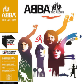 ABBA The Album Half Speed Mastered 180g 45rpm 2LP