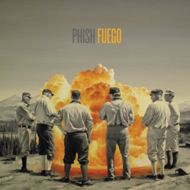 Phish - Fuego LP