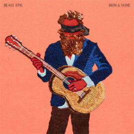 Iron & Wine Beast Epic LP