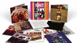 Kinks Mono Collection 10LP
