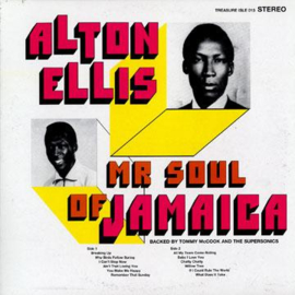 Alton Ellis Mr. Soul Of Jamaica LP