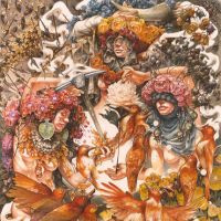 Baroness Gold & Grey CD