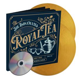 Joe Bonamassa Royal Tea 2LP + CD -Gold Vinyl-