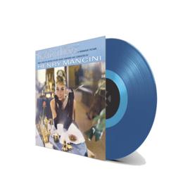 Henry Mancini Breakfast At Tiffany's LP - Blue Vinyl-