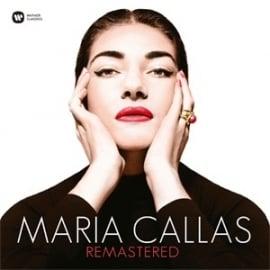 Maria Callas Remasterd LP