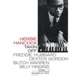 Herbie Hancock Takin Off LP