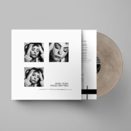 Angel Olsen Whole New Mess LP -Clear Smoke Translucent Vinyl-