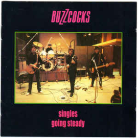 Buzzcocks Singles Going Stead LP