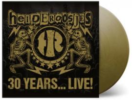 Heideroosjes 30 jaar Heideroosjes LP - Gold Vinyl-