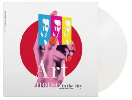 Art Of Noise Noise In The City 2LP - White Vinyl-