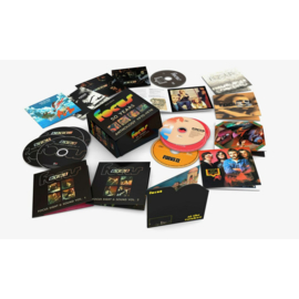 Focus 50 Years Anthology 1970 - 1976 9CD  + 2DVD Boxset