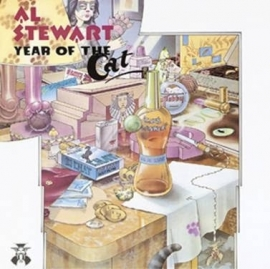 Al Stewart - Year Of The Cat LP