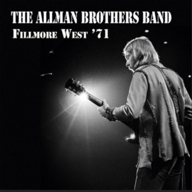 Allman Brothers Band Fillmore West '71 4CD