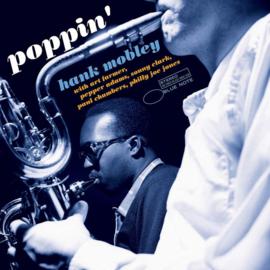Hank Mobley Poppin' 180g LP