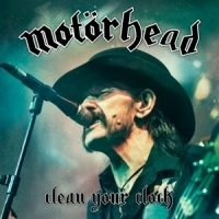 Motorhead Clean Your Clock`2LP