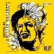 Billie Holiday - Recital LP