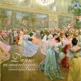 Gerard Oppitz - Danses Romantiques HQ LP.