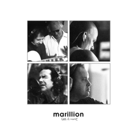 Marillion Less Is More 2LP - White Vinyl-