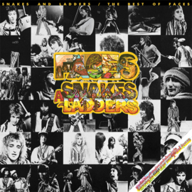Faces Snakes And Ladders: The Best Of Faces LP