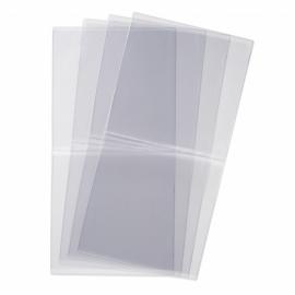 Lp Hoes Gatefold PVC voor 2LP per 10