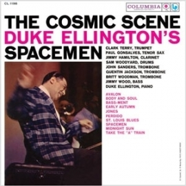 Duke Ellington - The Cosmic Scene HQ LP