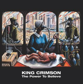 King Crimson Power To Believe LP