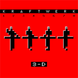 Kraftwerk 3-D: The Catalogue 1 2 3 4 5 6 7 8 180g 2LP