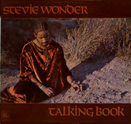 Stevie Wonder Talking Book LP