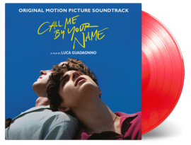 Call Me By Your Name 2LP - Red Vinyl-
