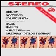 DEBUSSY & RAVEL 3 NOCTURNES & DAPHNIS & CHLOE LP