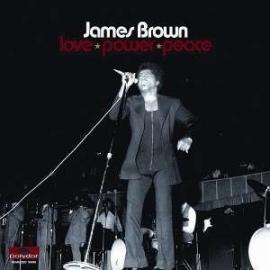 James Brown - Love Power Peace 3LP