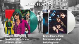Fatal Flowers Pleasure Ground LP - Green Vinyl -