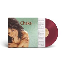 Chaka Khan Epiphany: The Best Of Chaka Khan LP -Burgundy Vinyl-