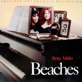 Bette Midler Beaches  LP -reissue-