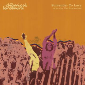 Chemical Brothers Surrender To Love 2LP