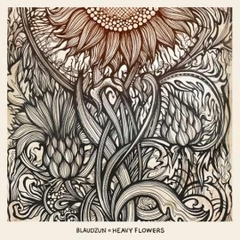 Blaudzun - Heavy Flowers LP + CD