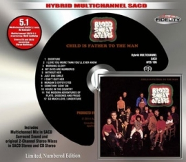 Blood, Sweat & Tears Child Is Father To The Man SACD