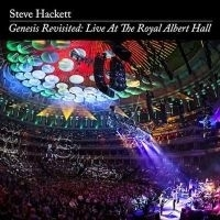 Steve Hackett - Genesis Revisted Live The Royal Alber Hall 2013 2CD + DVD