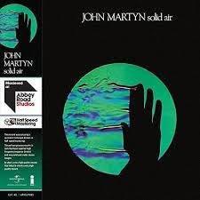 John Martyn Solid Air Half-Speed Mastered 180g LP