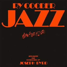 Ry Cooder Jazz 180g LP