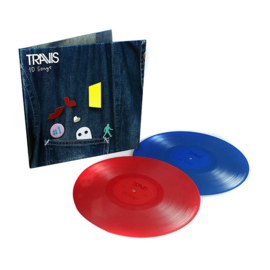 Travis 10 Songs 2LP - Coloured Vinyl